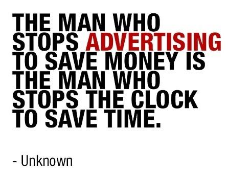advertising stop